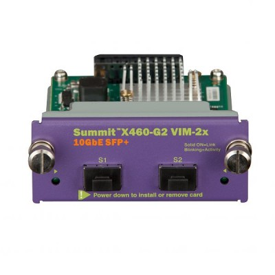 Модуль Summit X460-G2 VIM-2x 16711