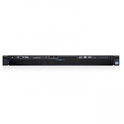 Сервер Dell PowerEdge R220 3.5 Rack 1U, PER220-ACIC-222